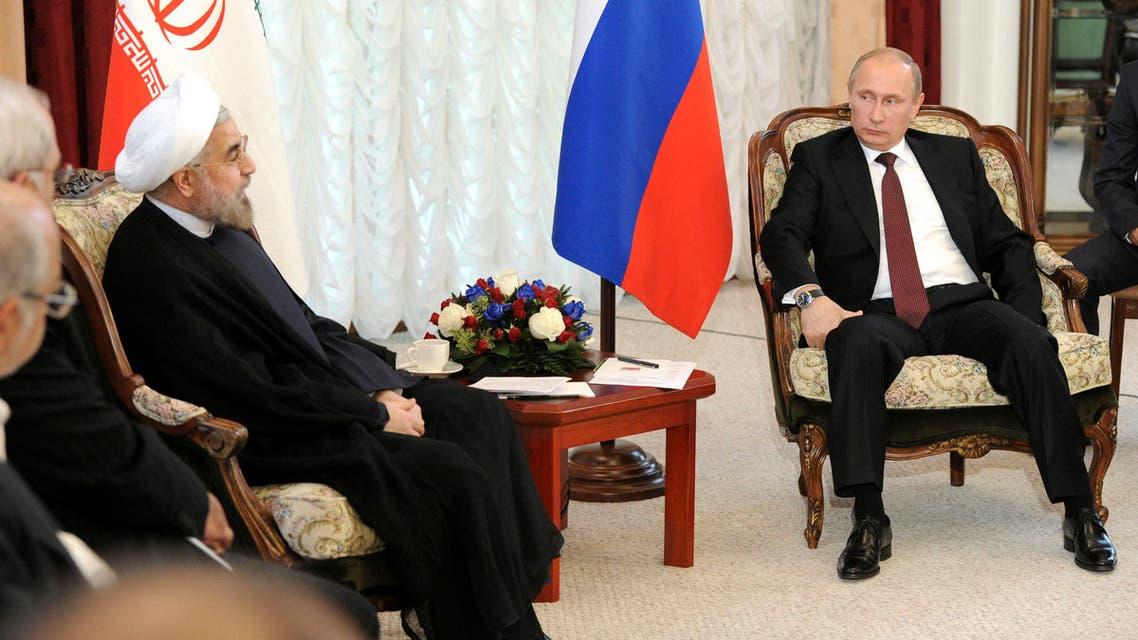 russia iran reuters