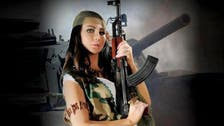 Syrian actress Jenny Esper is Hollywood double agent