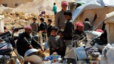Syrian refugees in Lebanon more than 1 million