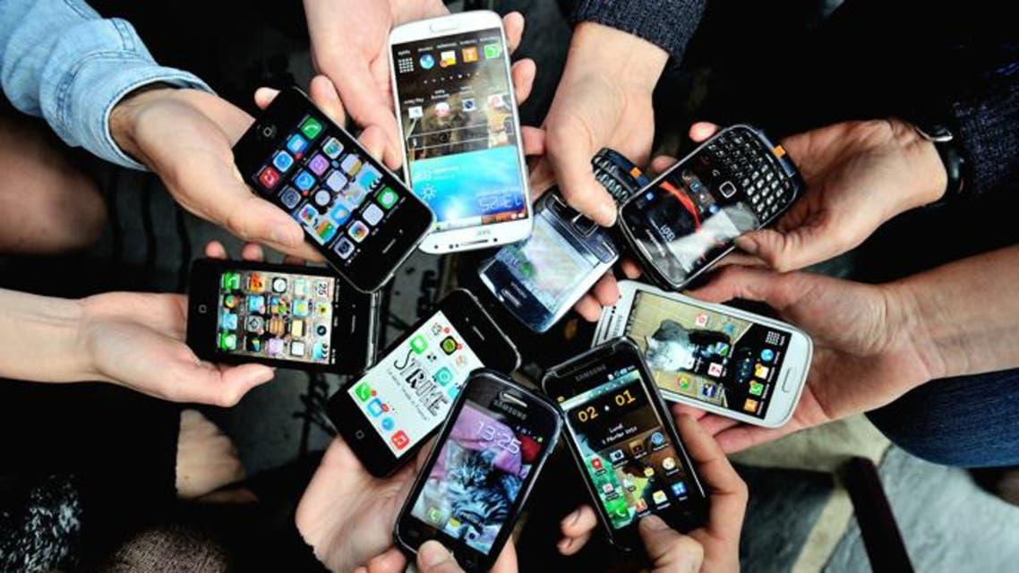 smartphones AFP
