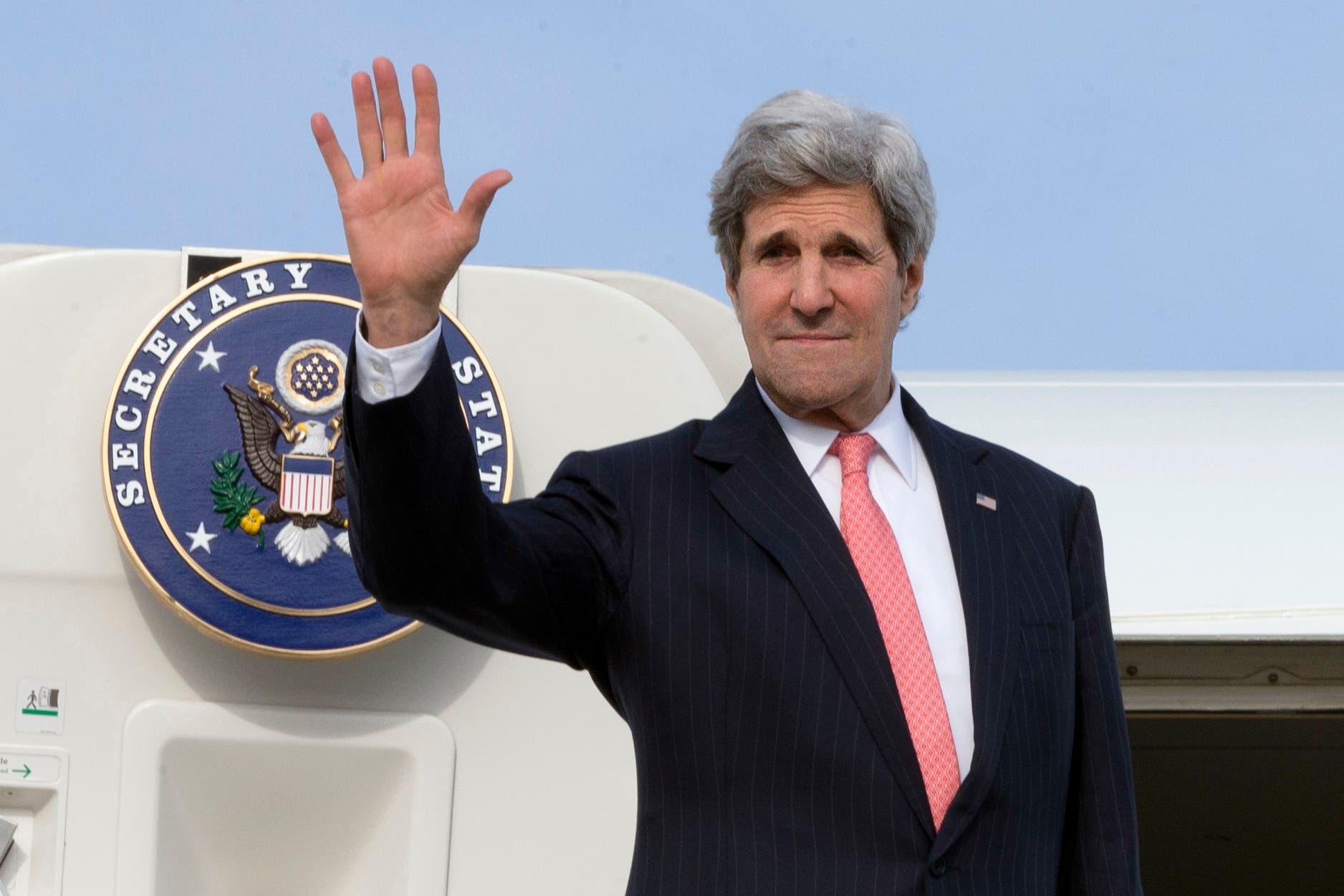 Kerry (reuters)