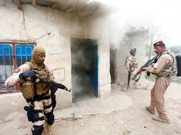 """40 قتيلاً من """"داعش"""" في هجوم على معسكر جنوب بغداد"""