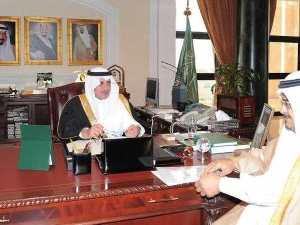 أمير تبوك يطلع على مشروعات تعليمية بـ107 ملايين ريال