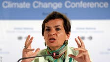 U.N. climate chief urges radical clean-up of oil, gas industry