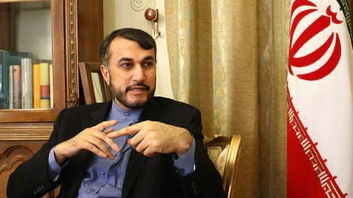 ر الخارجية الإيراني للشؤون العربية والإفريقية أمير عبد اللهيان