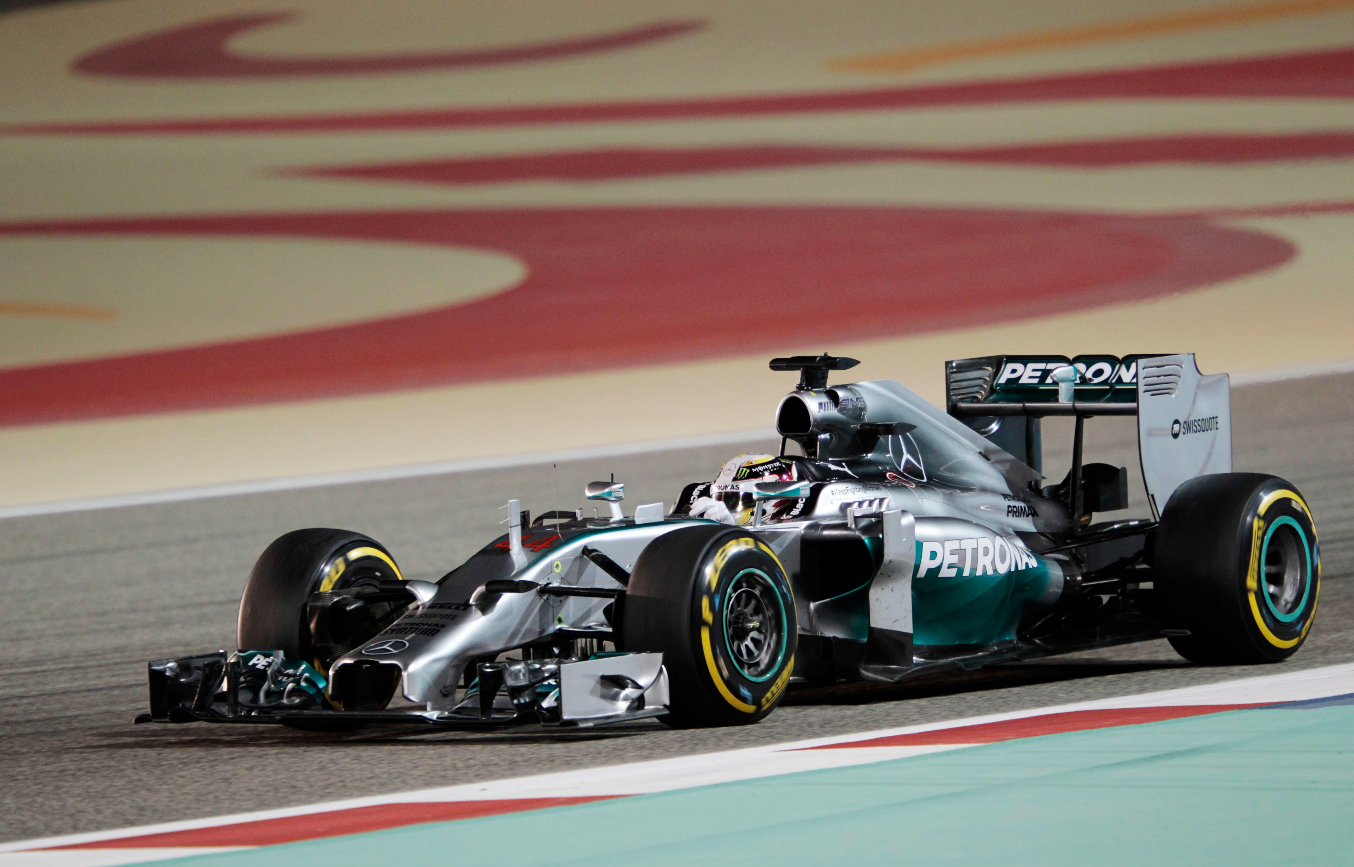 Formula One season opener in Bahrain (File photo: Reuters)
