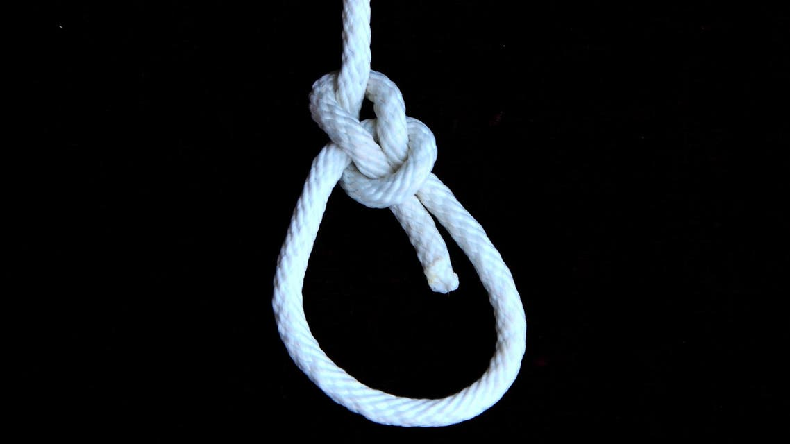execution rope shutterstock