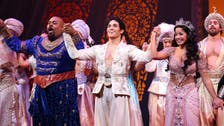 Aladdin musical attacked for lack of Arab actors