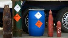 فريق أممي لتحديد المسؤول عن هجمات كيمياوية في سوريا