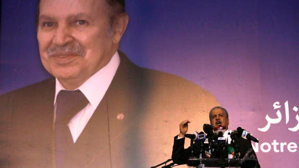حملة انتخابات الرئاسة الجزائرية