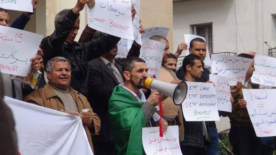 حركة بركات في الجزائر