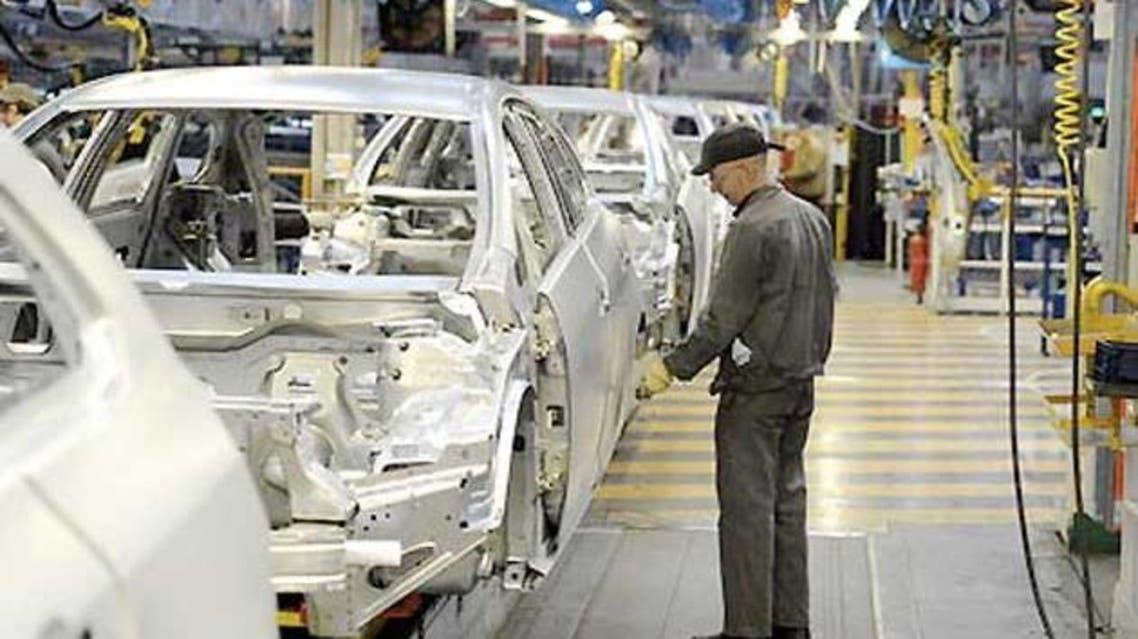 مصانع السيارات