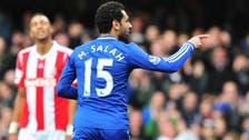 Egypt's Salah inspires Chelsea to 3-0 win over Stoke