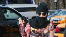 Poker Face no more: Lady Gaga dons the veil