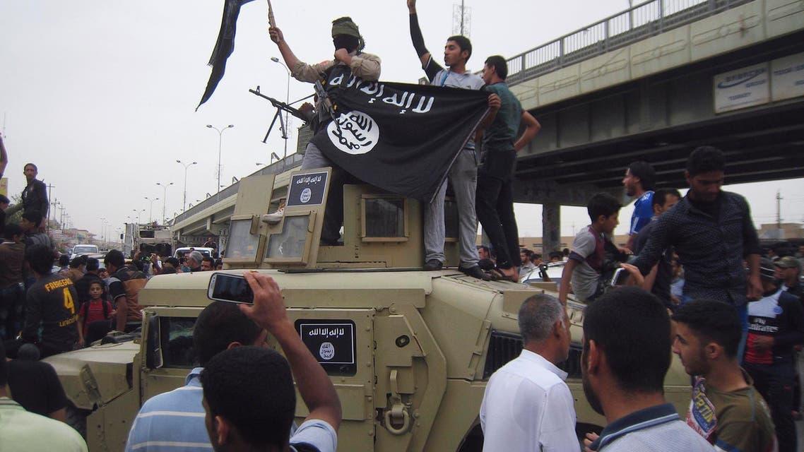 داعش الفلوجة الأنبار العراق