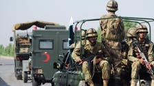 Pakistani security forces kill five suspected separatists in southwest