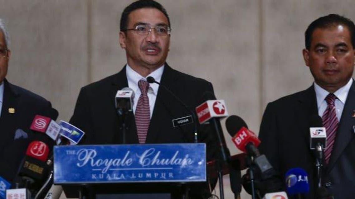 وزير دفاع ماليزيا