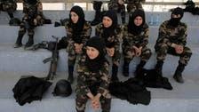 First women joining Palestinian commando unit