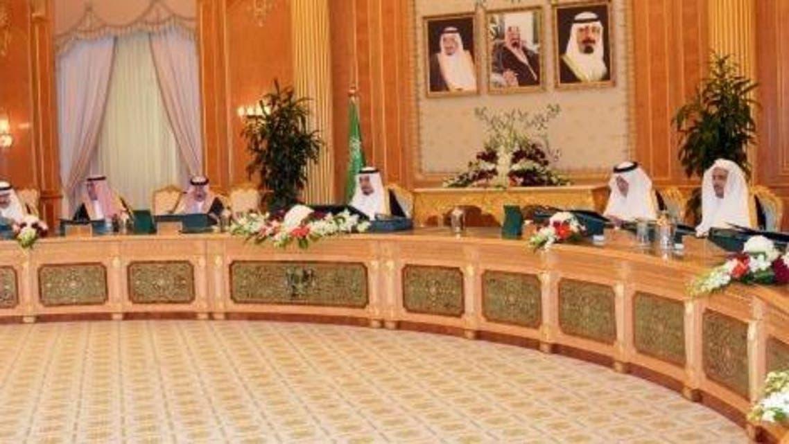 ولي العهد يرأس جلسة مجلس الوزراء