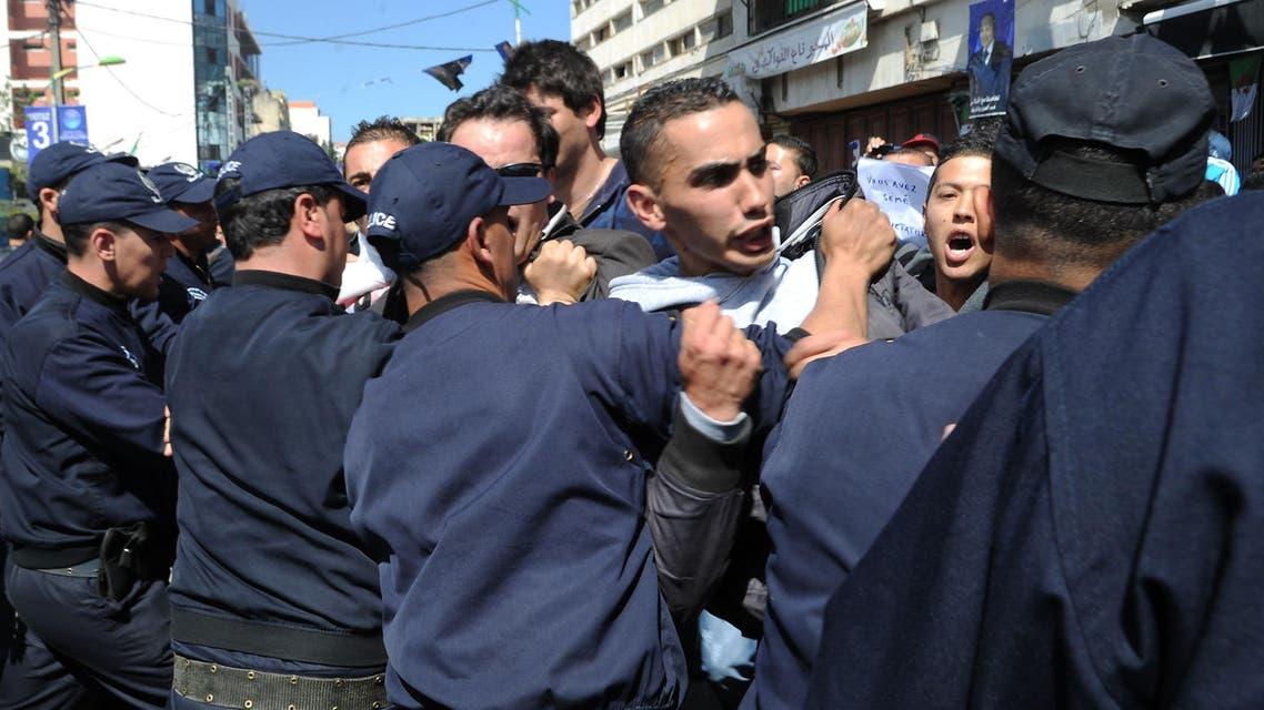 معارضين لإعادة انتخاب بوتفيلقة في الانتخابات الجزائرية
