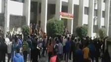 طلاب الإخوان بالسلاح الناري في الإسكندرية