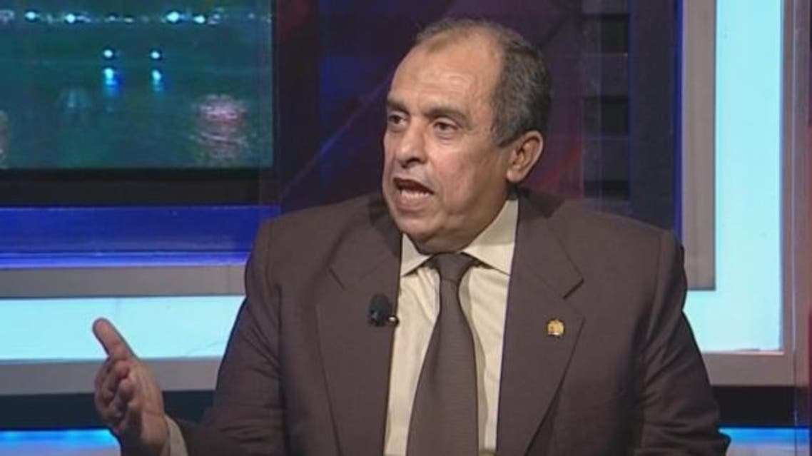 الدكتور عز الدين أبو ستيت، نائب رئيس جامعة القاهرة
