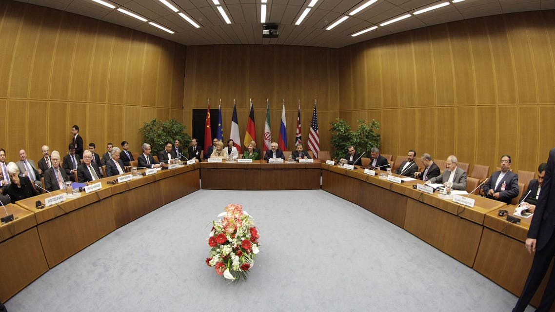 اجتماعات 5+1 مع إيران في فيينا
