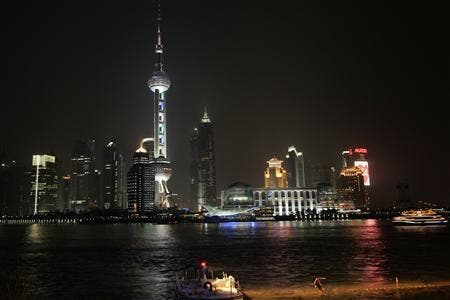 Number 10: China's Shanghai just made it on to the list, scooping tenth place in the top destinations to visit in the world