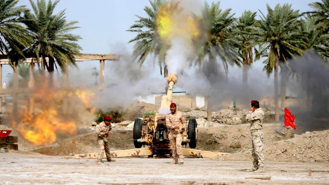 داعش العراق الأنبار الفلوجة الرمادي