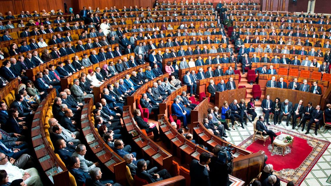 morocco parliament reuters