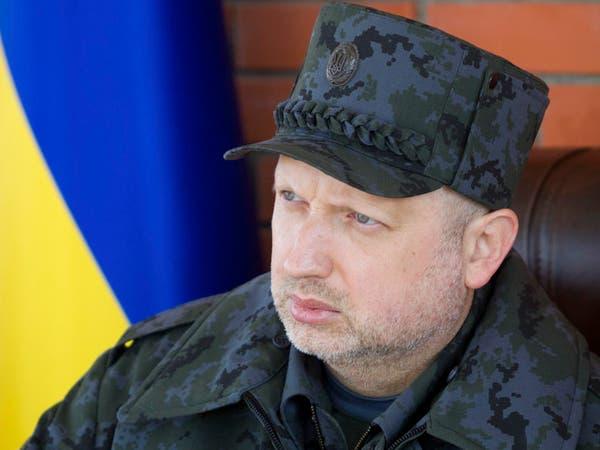 """الرئيس الأوكراني: الانفصاليون سيعاملون كـ""""إرهابيين"""""""
