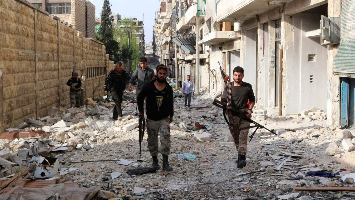 الجيش الحر في حلب