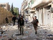 الجيش الروسي يطلب إذن بوتين لاستئناف ضرب حلب