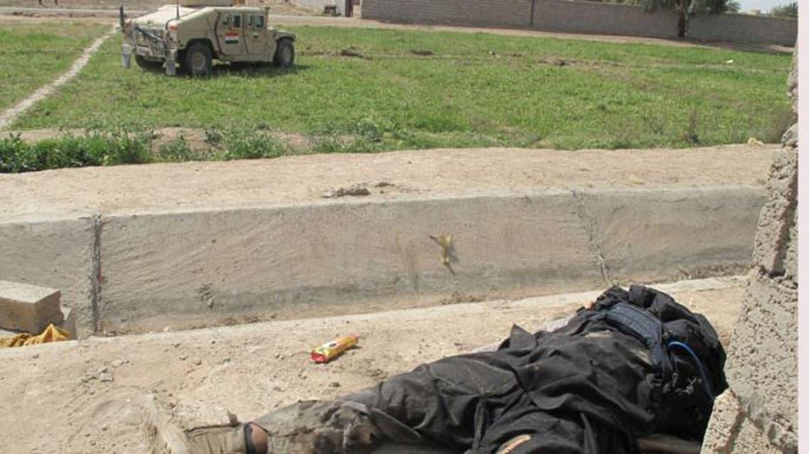 Iraq Qaeda (AFP)