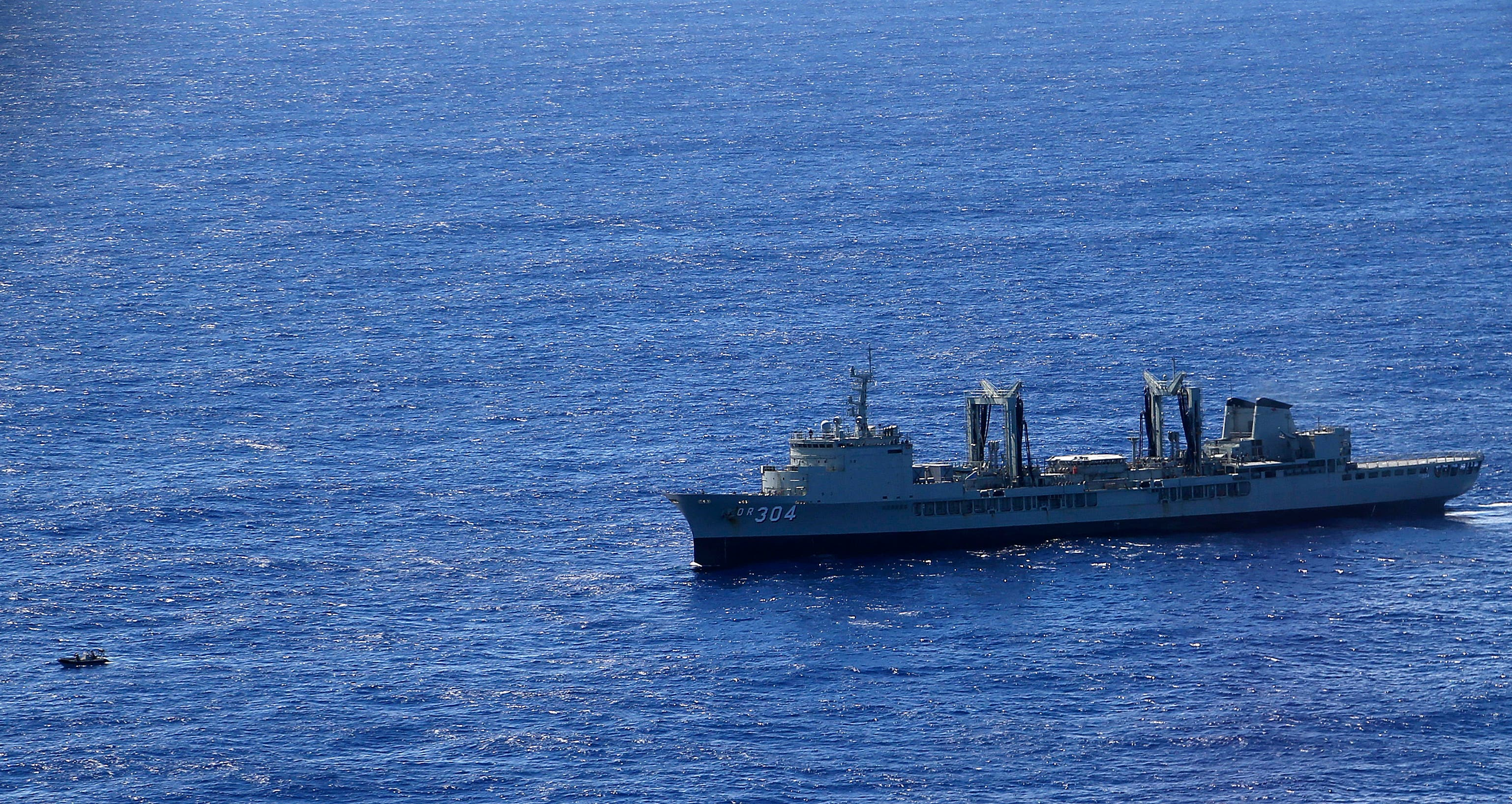 Australia navy ship. (File photo: Reuters)