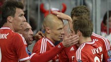Bayern survives Evra stunner to knock out Man United