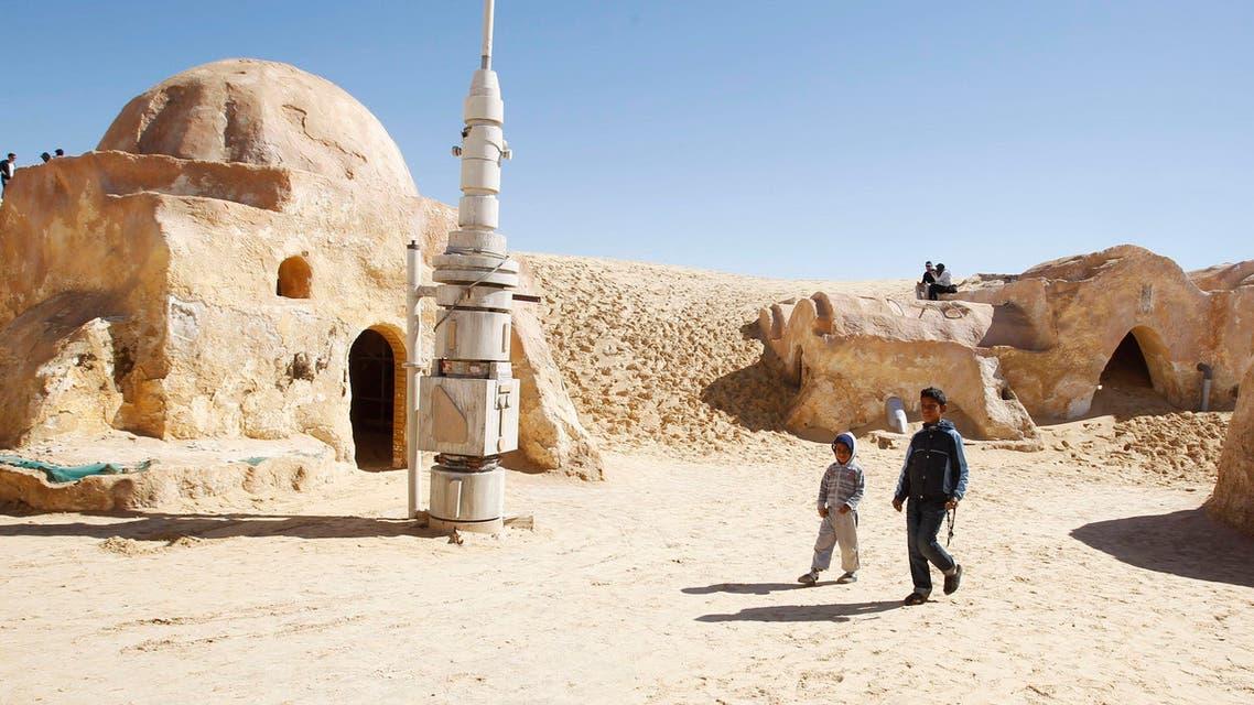 tunisia star wars set reuters