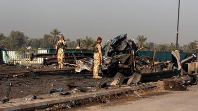 13 سيارة مفخخة بالعراق في الذكرى الـ11 للإطاحة بصدام