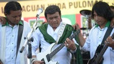 Indonesia's 'Elvis' leads celebrity race for parliament