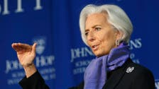 IMF: World economy is stronger but faces threats