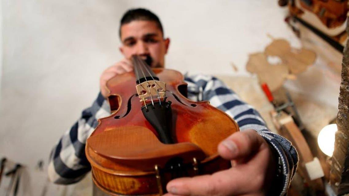 الشاب الفلسطيني شحادة شلالدة