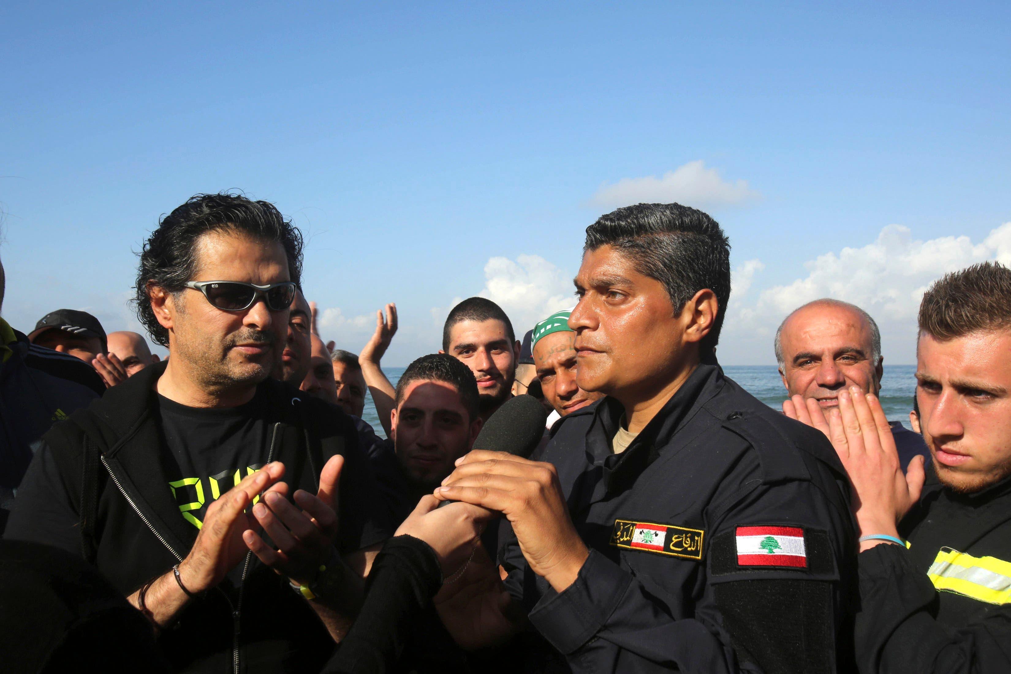 الدفاع المدني لبنان