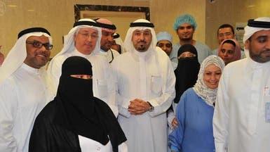 أمير مكة يتفقد مستشفى الملك فهد بجدة اليوم