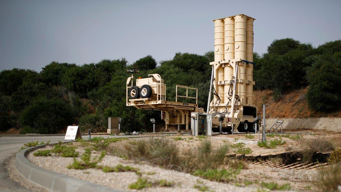 israeli base Palmachim reuters