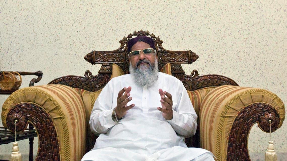 pakistan sunni leader reuters