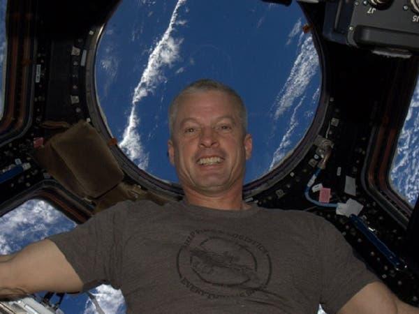 """أول صورة من الفضاء تهبط على مستخدمي """"إنستغرام"""""""