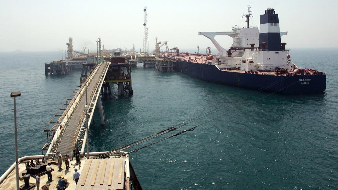 iraq port reuters