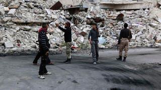 سوريا.. اشتباكات عنيفة في محيط المخابرات الجوية بحلب