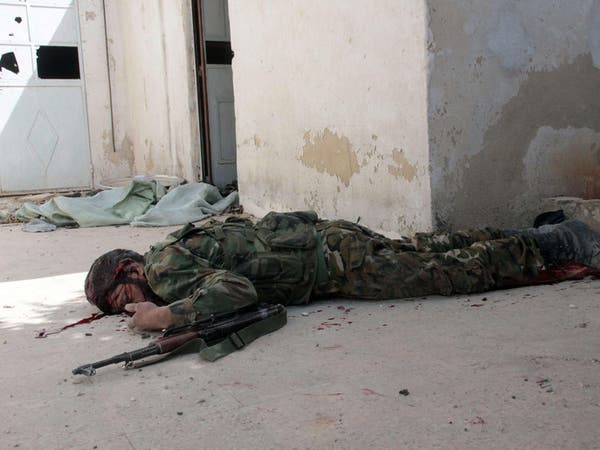"""""""داعش"""" يعزز قبضته على البوكمال ويستنزف الحر"""