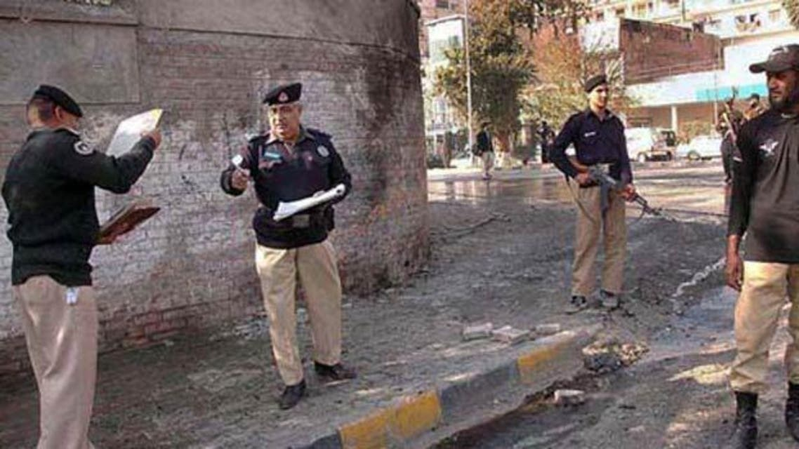 Police Peshawar (dawn)